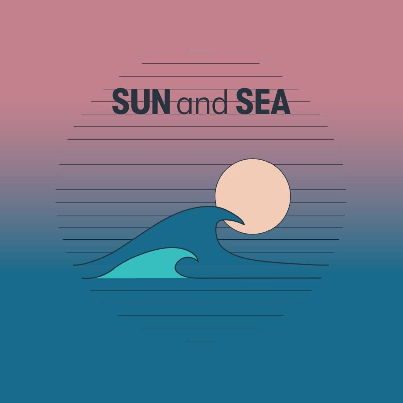 Sun&Sea Cover